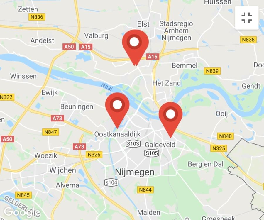 Coronatest locaties Nijmegen - coronatest-nijmegen.com